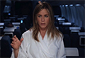 WATCH: Aniston's airplane meltdown