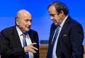 Suspendidos Joseph Blatter y Michel Platini