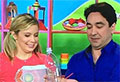 WATCH: Play School host accidentally makes 'bong'
