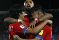 Em casa, Chile derrota o Brasil com facilidade