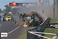 WATCH: Second horror Bathurst crash ends in flames