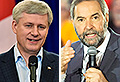Tories, NDP to release platforms as advance polls open
