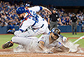 LIVE NOW: Jays take on Rangers at home