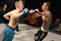 WATCH: Punch sends fighter's tooth flying