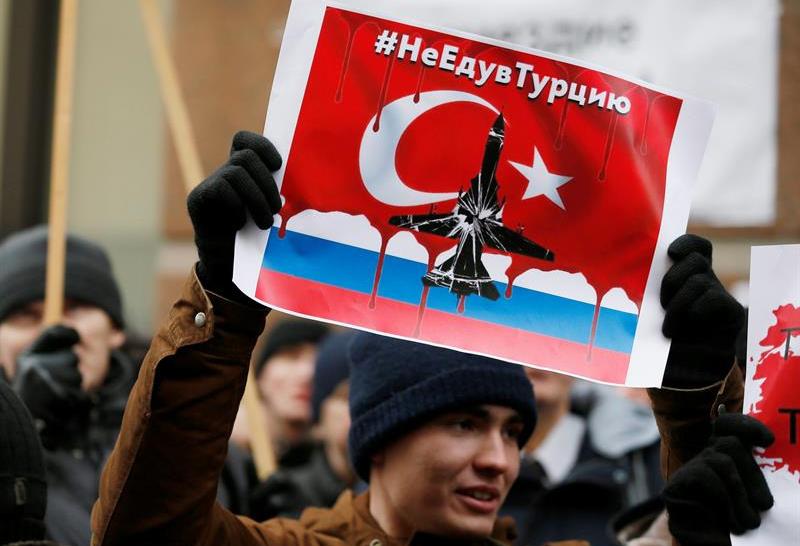 Turquía no busca una escalada de las tensiones con Rusia
