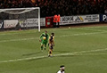 Is this the worst ever goalkeeper error?