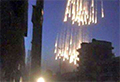 WATCH: Russia 'drops white phosphorus' in busy area