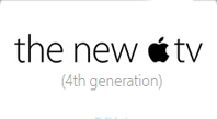 Apple TV 4th gen devices