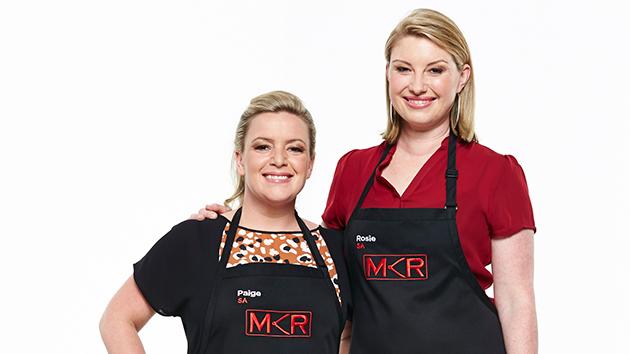 Rosie & Paige (SA)