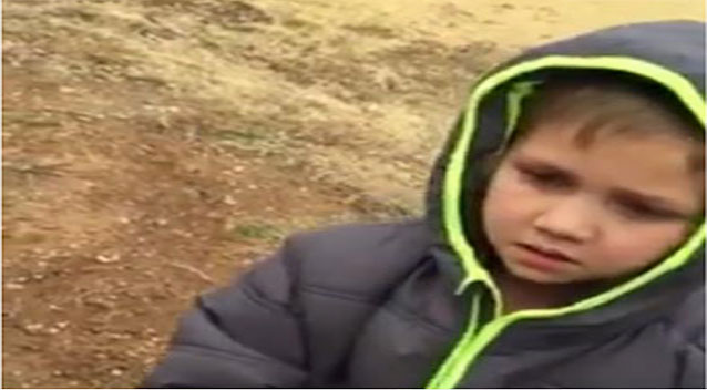 Little Boy Bursts Into Tear When Reunited With Lost Dog