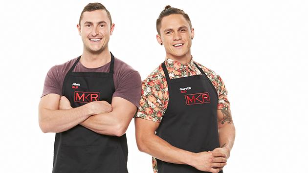 Alex & Gareth (QLD)