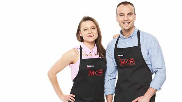 Jessica & Marcos (VIC)