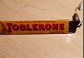WATCH: How to break off Toblerone properly