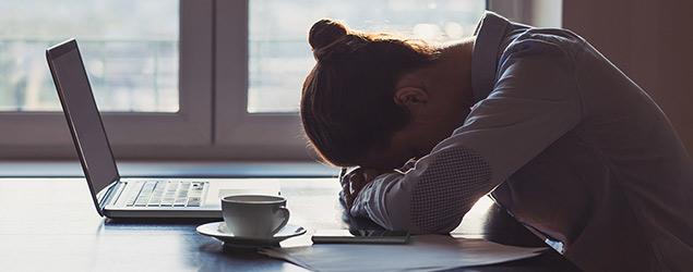 Unhappy woman (Thinkstock)