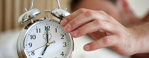 Alarm clock (Thinkstock)