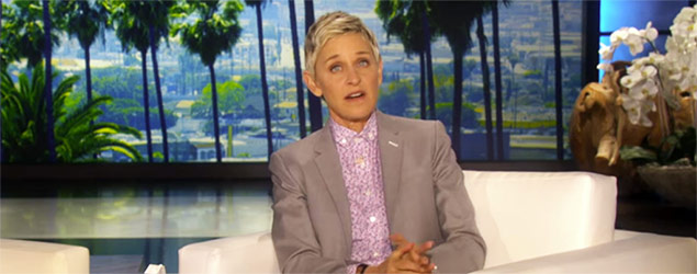 Ellen's message for Americans who want to move to Canada