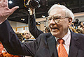 Warren Buffett presents Berkshire Hathaway's AGM