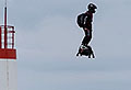 VIDEO: New world record for longest hoverboard flight