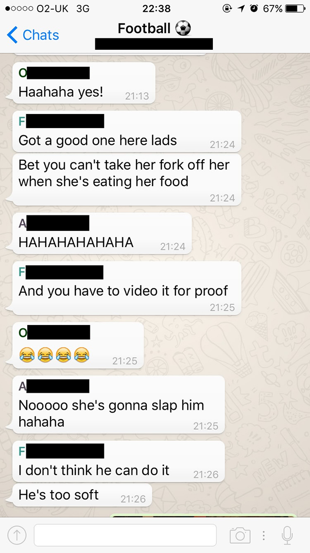 viral dating disaster bloke gives live updates mates dare torment bored suitor