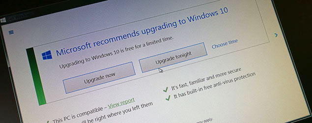 Microsoft accused of dirty tricks over Windows 10 upgrade (Rex)