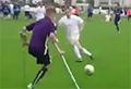 WATCH: Amputee footballer's amazing goal