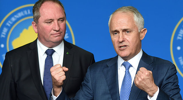 PM Turnbull's party to continue in power, declares victory in elections