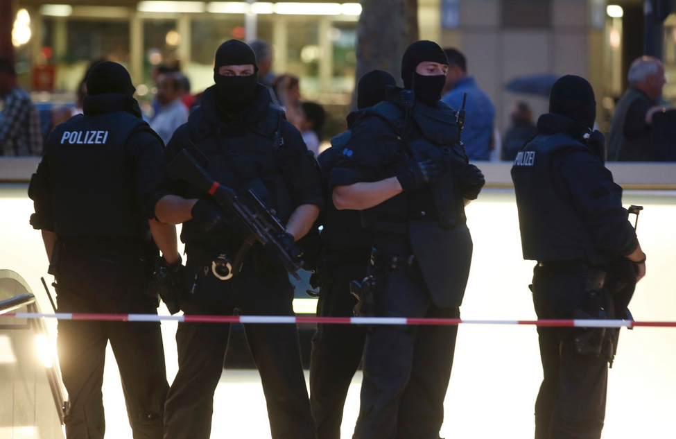 Varios muertos y heridos en tiroteo en Múnich