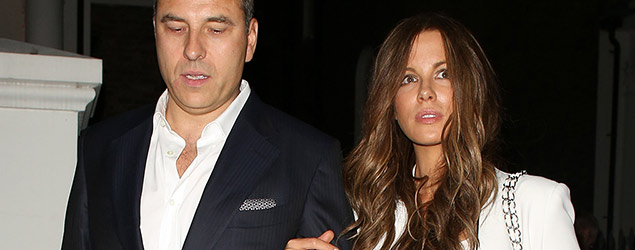 David Walliams and Kate Beckinsale (Getty)