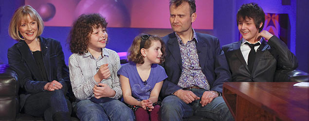 What the 'Outnumbered' kids look like now (Rex)