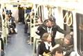 WATCH: Man threatens Melbourne commuters on train