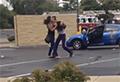 WATCH: Women brawl in Taco Bell car park