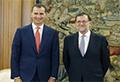 Rajoy acepta el encargo de Felipe VI