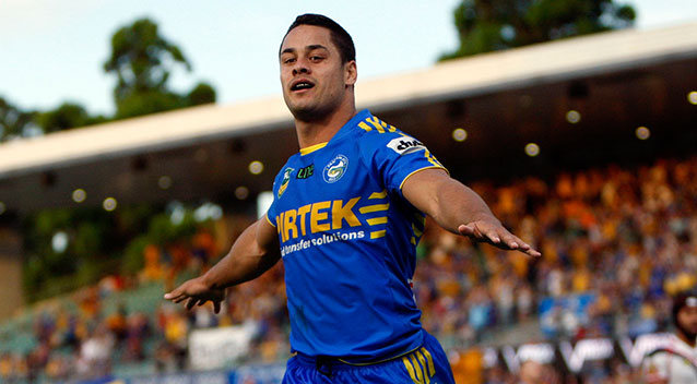 Hayne back to National Rugby League with Gold Coast