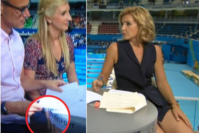 Yvette Cooper: There's More To The Olympics Than Helen Skelton's Legs