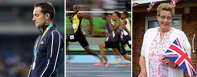 Most memorable, viral moments from the Olympics