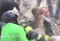 WATCH: Girl rescued from Italy earthquake rubble