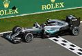 Rosberg s'impose après une course folle