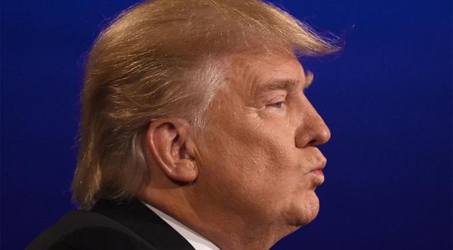 Despite previous praise, Trump lashes out at debate moderator