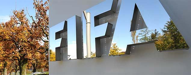 Fifa sign (Getty)