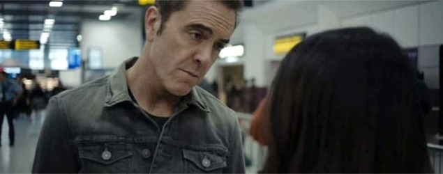 Fans mock Cold Feet's airport blunder