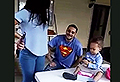 VIDEO: Baby helps dad with his proposal