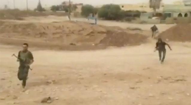 Australian takes flak for Iraq visit