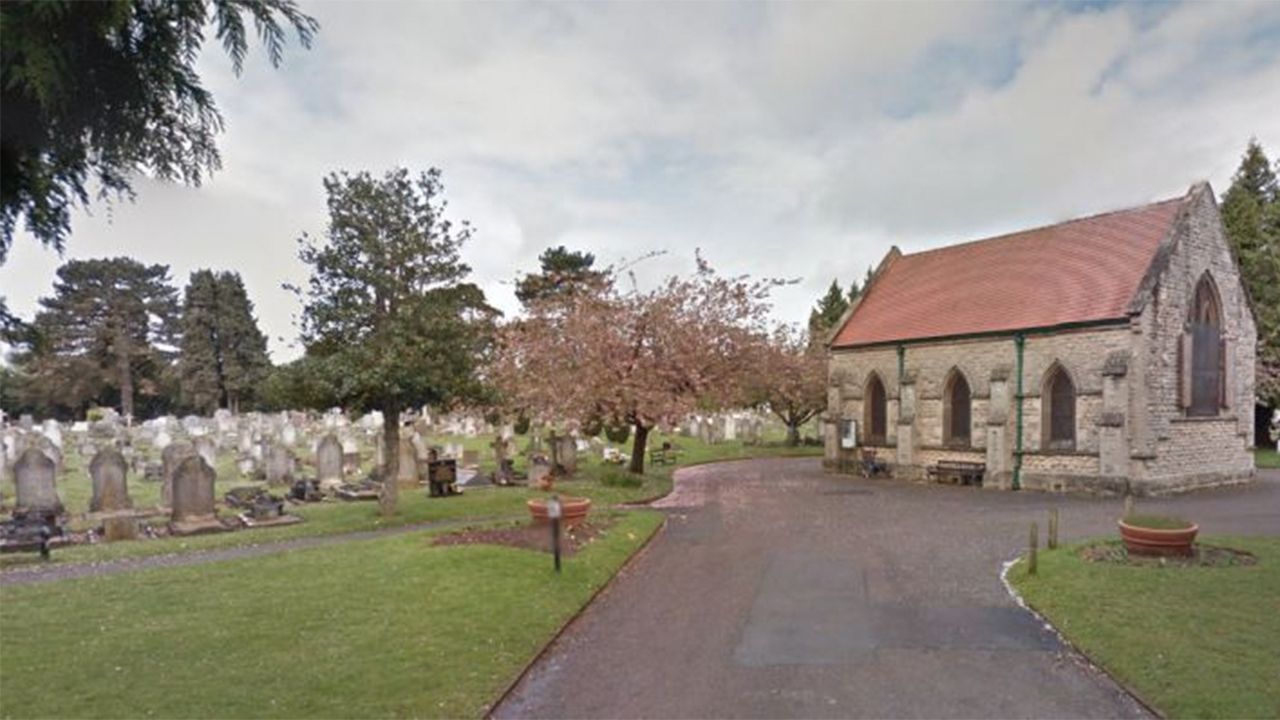 Touching farewell: 150 strangers turn up to funeral of abandoned baby girl