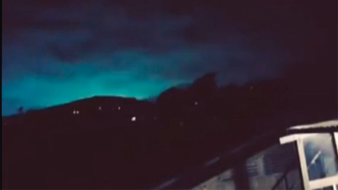 watch new zealand residents capture remarkable earthquake