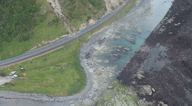 Another Earthquake in New Zealand Seabed1