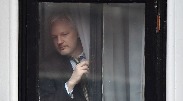 Assange releases testimony from London questioning, says he is innocent