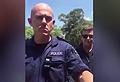 WATCH: NSW Police officer filmed in heated standoff
