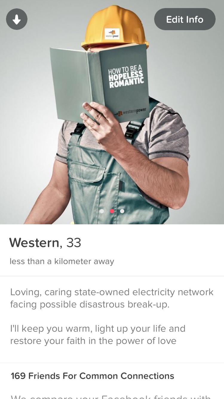 Tinder date in Perth
