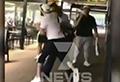 Man arrested after alleged cop assault