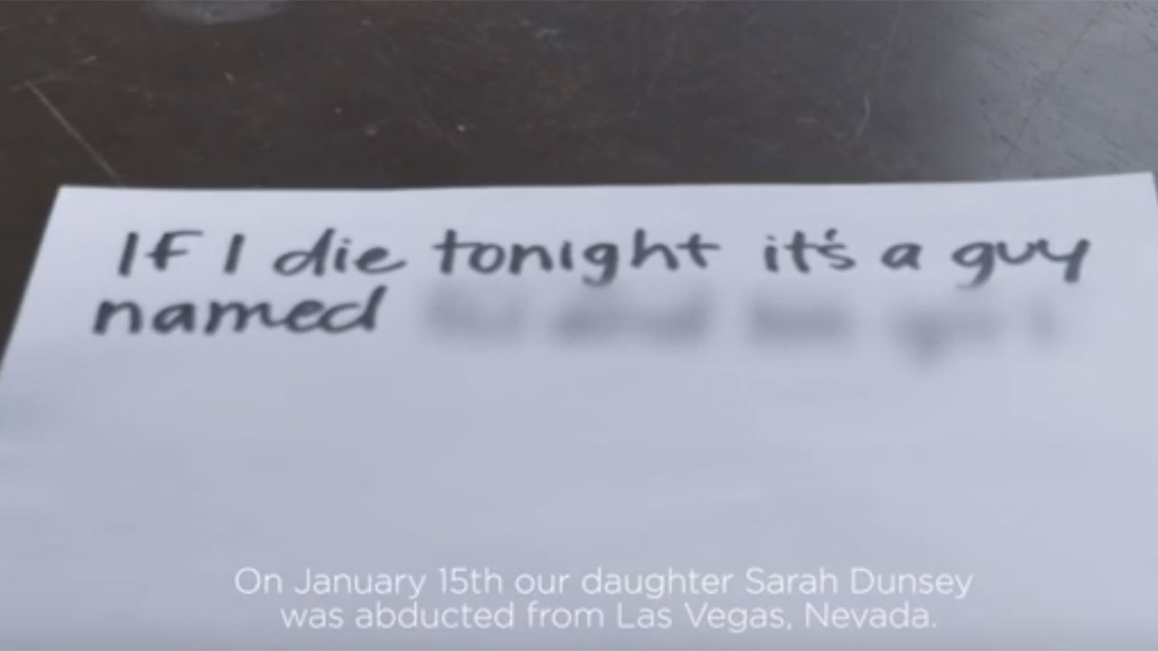Mom begs for help in finding teen daughter Sarah Dunsey